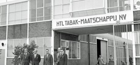 Wie werkte in 1964 bij Tabak-Maatschappij HTL in Eindhoven?
