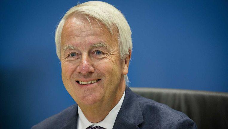De Tilburgse burgemeester Peter Noordanus Beeld anp