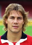 Max Huiberts als speler van AZ in 1998.