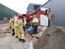 Medewerkers bedrijf in Veldhoven dichten gaslek zelf: Enexis komt ter plaatse