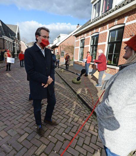 Rode draad rolt jaar lang door Borne