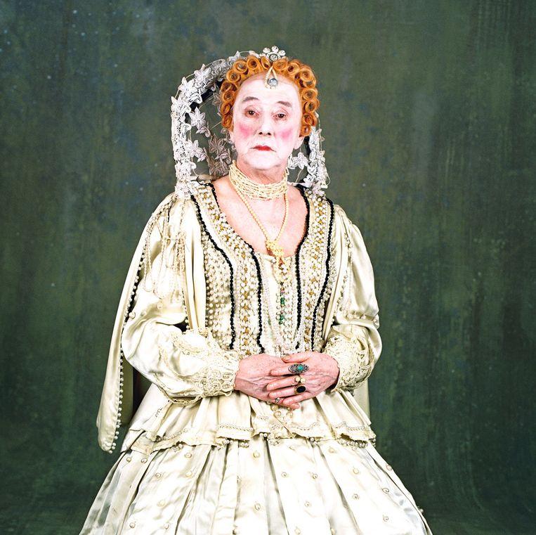 Albert Mol (1997) van Diana Blok. Beeld Diana Blok - Albert Mol