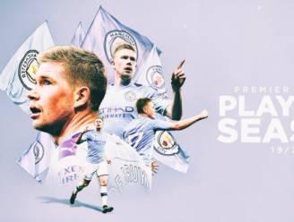 De Bruyne door fans verkozen tot Speler van het Seizoen in de Premier League