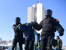 Vijfduizend arrestaties in Rusland tijdens grootschalige protesten, onder wie vrouw van oppositieleider