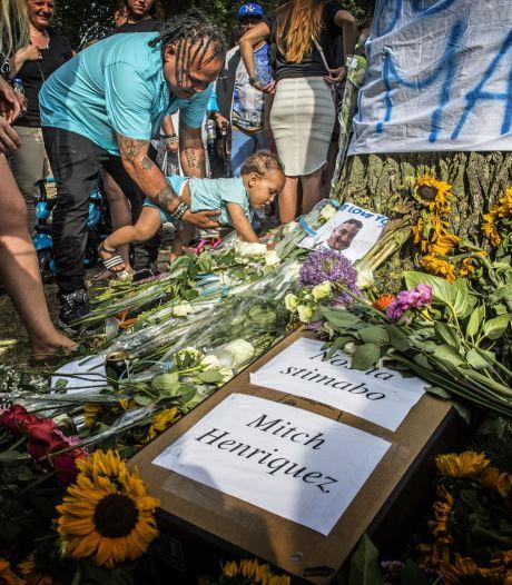 Politie bezorgd over herdenking dood Mitch