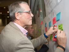 Alleen Folke (71) komt een stickertje plakken in zoektocht naar nieuwe burgemeester Hardenberg
