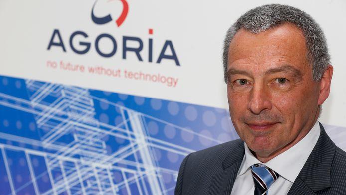 Marc Lambotte, CEO van Agoria.