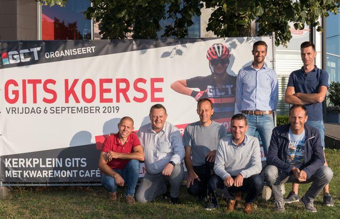 Het Gitse Cycling Team lanceert Gits Koerse op vrijdag 6 september