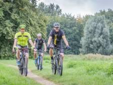 Mountainbikepaden in het Poelbos zijn weer begaanbaar: 'Nu mag het nog wat uitdagender'