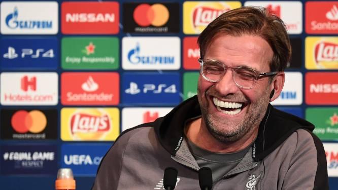 """Van """"koude voeten"""" tot """"geen echt stadion"""": de meest bizarre excuses van Jürgen Klopp op een rij"""