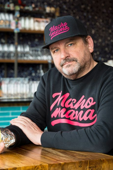 Café Buddingh maakt definitief plaats voor de taco's en nacho's van Macho mama