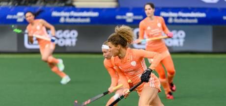 Hockeyster Maria Verschoor en de afvalrace voor de Olympische Spelen; de spanning neemt toe