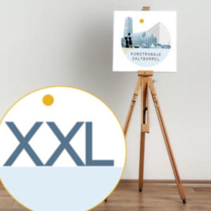 Kunstrondje XXL in Zaltbommel: 5 en 6 september.