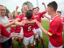Wernhout na een jaar terug in vierde klasse, TVC Breda degradeert