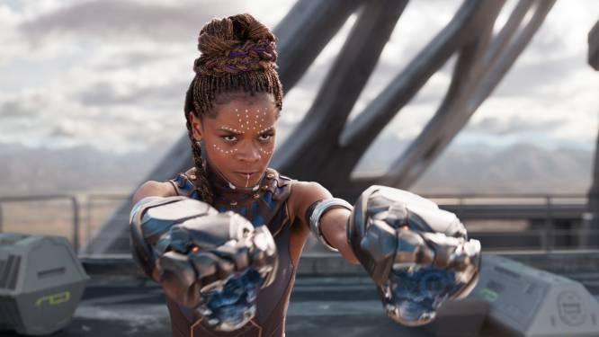 Letitia Wright ontkent antivaccinatie-uitspraken op set van 'Black Panther 2'