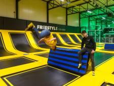 Jumpsquare Eindhoven XL staat nu zelf te springen: het mag één dag open