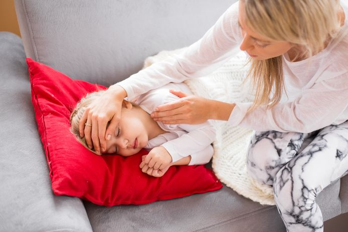De vrouw (niet die op deze archieffoto die louter dient als illustratie) spoedde zich huiswaarts omdat haar dochtertje ziek was.