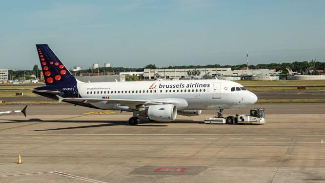 Vliegtuig Brussels Airlines moet kort na opstijgen terugkeren naar Zaventem nadat vogel in motor vliegt