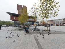 Vlooien- en rommelmarkt op Van Heekplein in Enschede