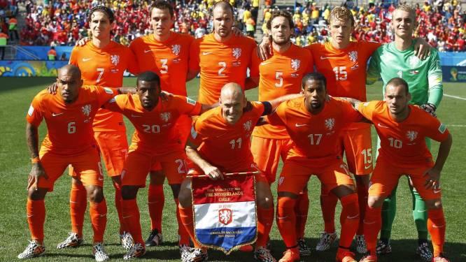 Nascimento houdt hart vast voor Oranje