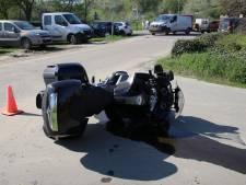 Motorrijder gewond bij val in Cadzand