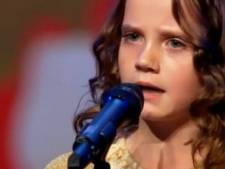 Holland's Got Talent Amira (9) is 'vooral imitatie'