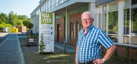 Parkmanager Peter Kwakkel telt zegeningen van duurzaam bedrijventerrein in Wapenveld-Noord