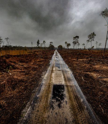 Zorgen over 'vernielende' verbouwing van Deurnese Peel