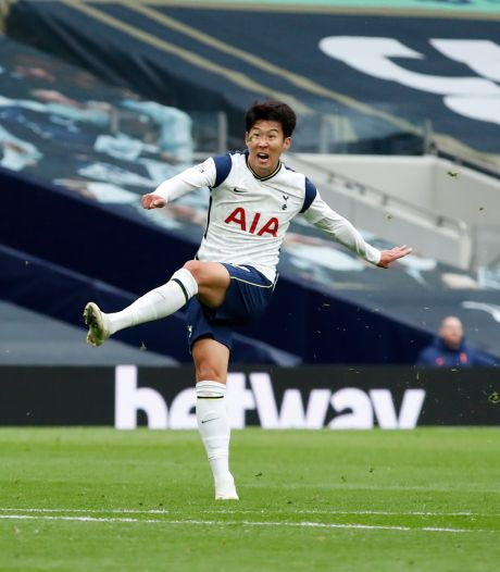 Tottenham vreest afwezigheid Son in drukke week