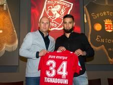 Tighadouini speelt met nummer van Nouri