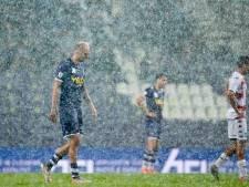 Hevige regen is spelbreker tijdens eerste speelronde Belgische Jupiler League
