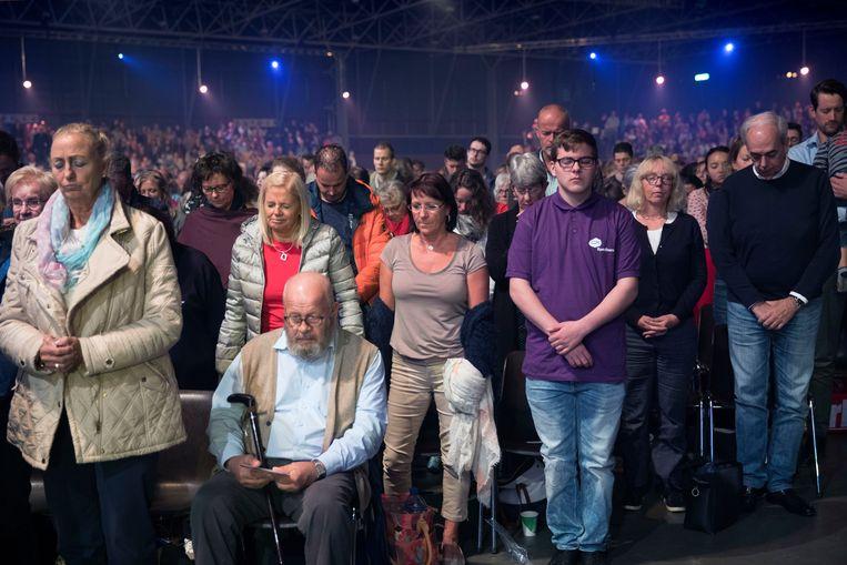 Open Doors vond zaterdag plaats in de Jaarbeurs in Utrecht. Beeld Werry Crone