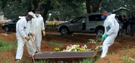 Zorg Brazilië bezwijkt, maar president Bolsonaro zegt: 'Stop met zeuren'