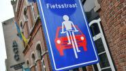 Negen bestuurders halen fietsers in in fietsstraten