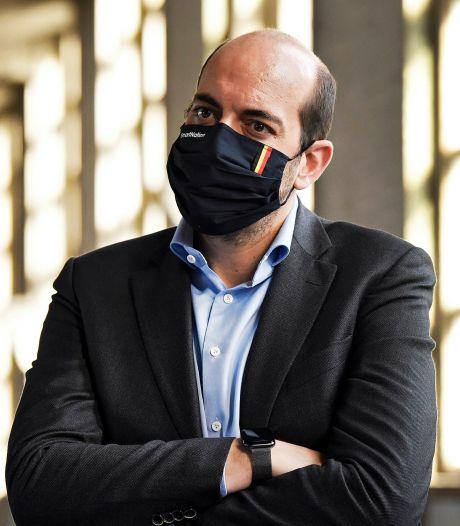 Mathieu Michel veut que chaque Belge sache ce que l'État sait sur lui
