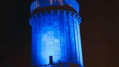 Be-MINE kleurt blauw op Werelddiabetesdag