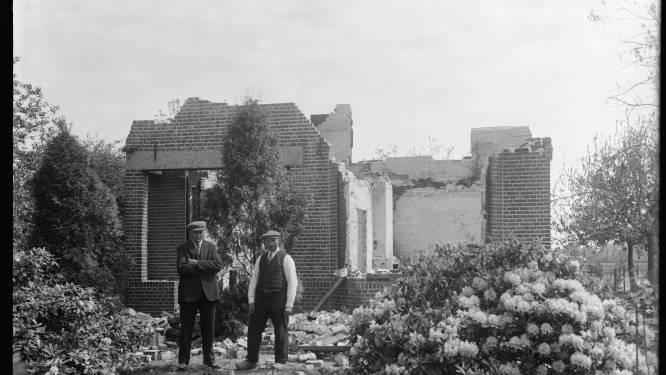 178 boerderijen en huizen werden platgebrand voor evacuatie van Amersfoort en Hoogland