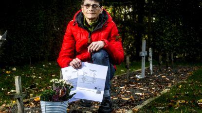 """Martine Desmedt laat na 30 jaar haar overleden tweeling erkennen: """"Eindelijk kan ik hun graf bezoeken"""""""
