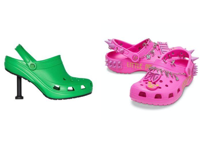 Crocs / Balenciaga / Little Big