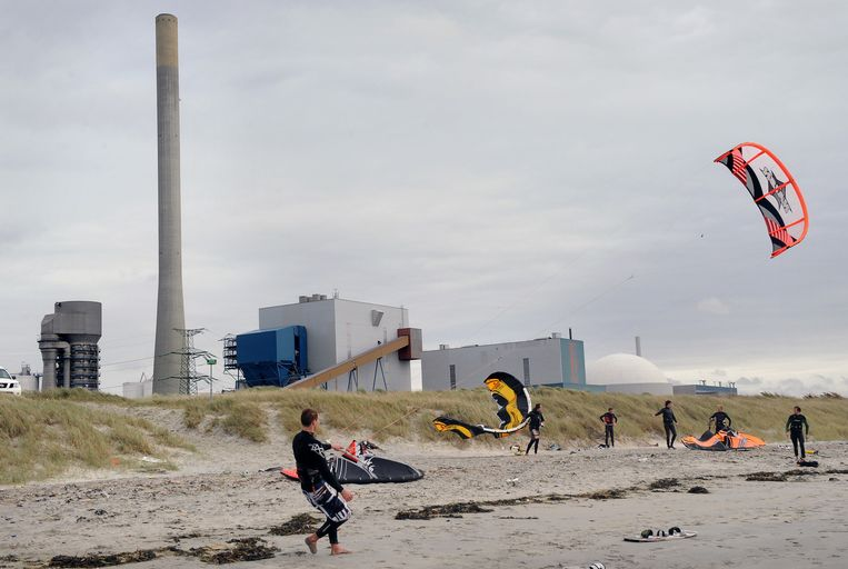 Kerncentrale Borssele. Beeld ANP