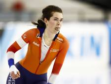 Schaatsster Dione Voskamp kiest voor team van Jutta Leerdam: 'Nu kan ik richting de wereldtop gaan'