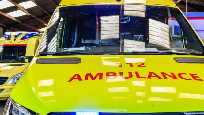 Fietser gewond na aanrijding met personenwagen