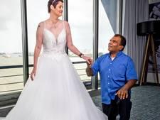 Laatste wens van doodzieke Marleen (48) komt uit, tóch nog een bruidsjurk dragen: 'Dit ontroert mij'