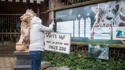 """Bezoekster: """"Wuyts (sic) blijf met je poten van onze zoo"""""""
