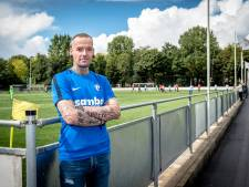 Donny Scharloo (39) plots weer onder de lat bij Leonidas: 'Mijn team laat ik nooit in de stront zakken'