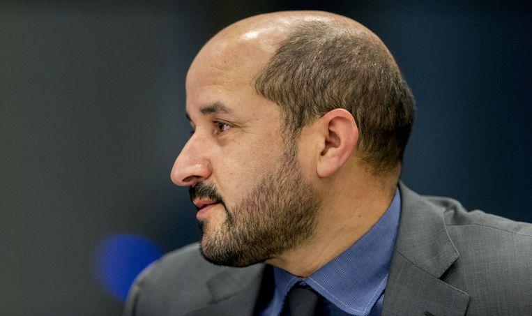 Tweede Kamerlid Ahmed Marcouch (PvdA). Beeld anp