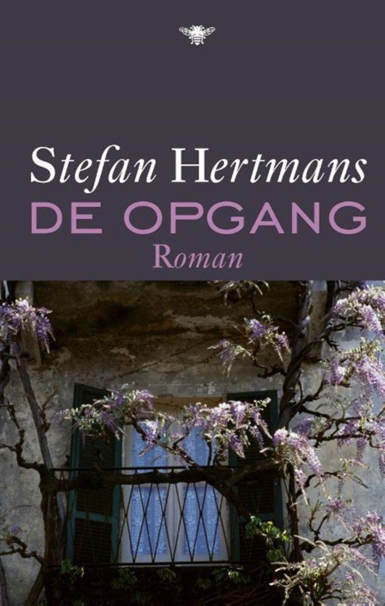 Stefan Hertmans – De opgang. Beeld rv