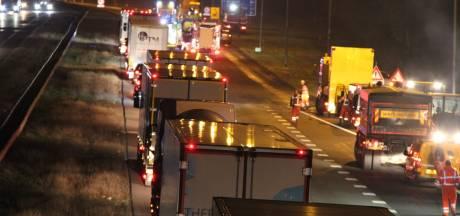 Dodelijk ongeluk bij onderhoud A1 bij Holten 'had simpel voorkomen kunnen worden'