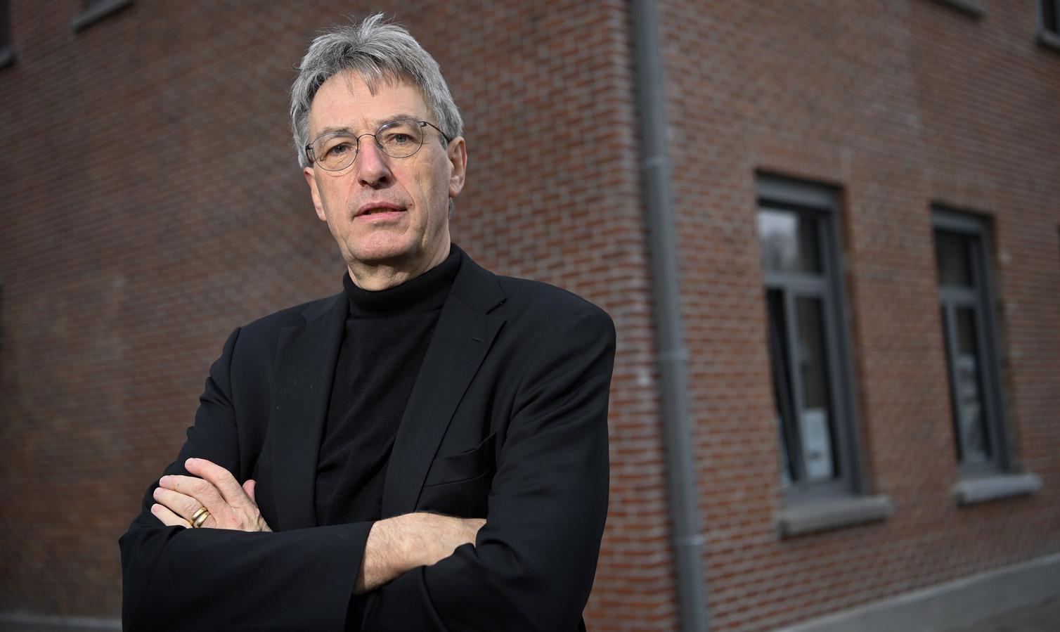 Professor microbiologie Herman Goossens