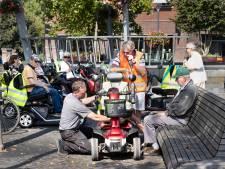 'Best on Wheels' maakt al tien jaar toertochten met scootmobiels: 'Het maakt je wereld groter'
